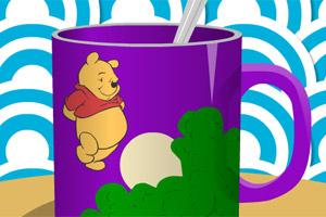 制作维尼熊杯子