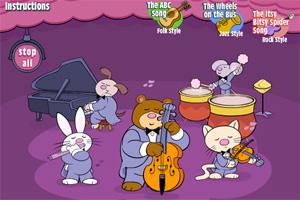 小动物乐队