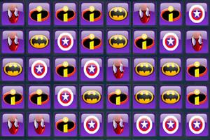 超级英雄对对乐