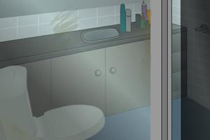 淋浴室逃脱