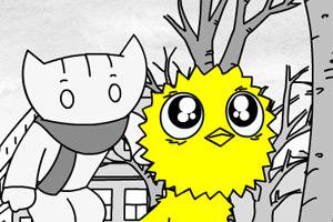 兔子和猫谈恋爱5