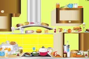 厨房物品连连看