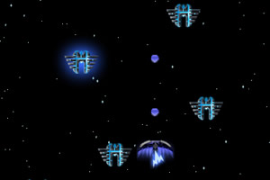 星际飞船行动