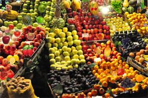 水果店找水果