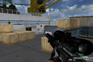 名枪之巴雷特3无敌版