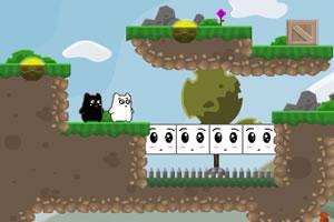 黑白猫冒险记无敌版
