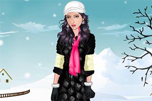 冬季时尚换装