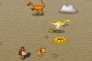 恐龙园救动物