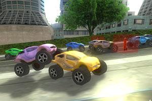 3D硬石赛车2