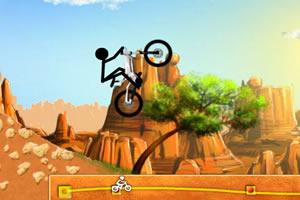 火柴人沙漠自行车修改版