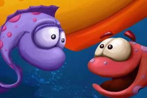 深海小怪找字母
