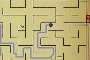 小球过迷宫2