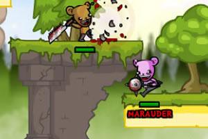 熊族复兴之路无敌版