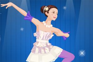 著名芭蕾舞者