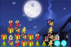 圣诞欢乐消消看