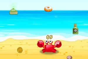 饥饿的螃蟹