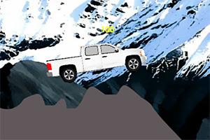 山地驾驶挑战
