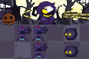 机械大战幽灵