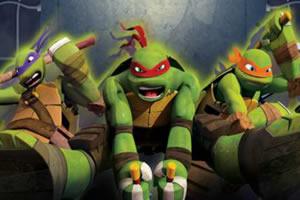 忍者神龟异族之战