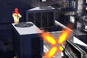 特级神枪手2无敌版