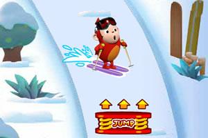 巴拉猴滑雪