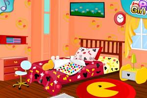 漂亮的儿童房