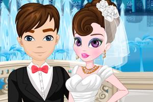 拉斯维加斯浪漫婚礼