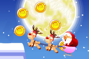 圣诞老人冒险记无敌版