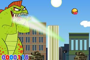 恐龙侵略地球