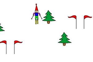 小孩滑雪技巧
