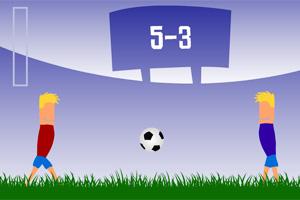 双人足球比赛