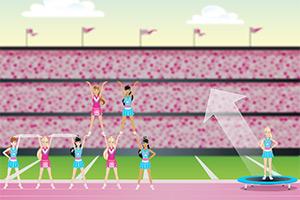女子体操队