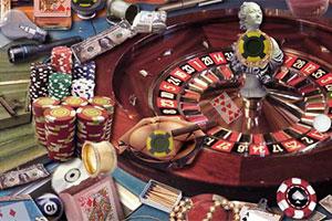 豪华赌场找东西