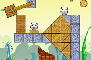 拯救熊猫选关版
