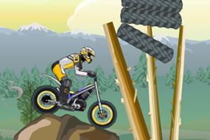 超难摩托驾驶