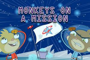 火箭猴太空危机