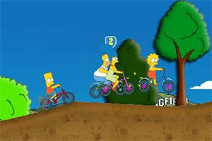 辛普森自行车拉力赛