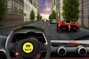 3D时速赛车