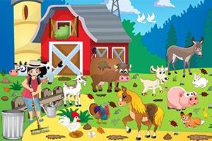 艾米丽农场清理