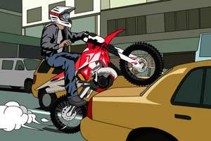 疯狂摩托驾驶