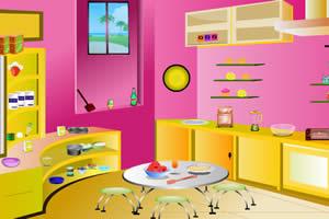 厨房密室逃脱