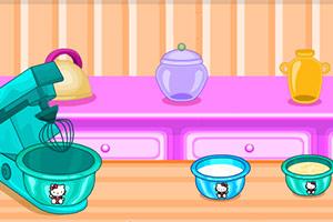 凯蒂猫甜点