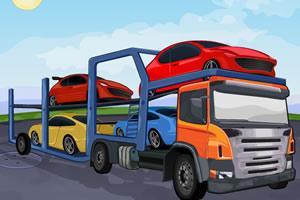 超长运输拖车2