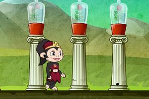 猴王森林酸雨之谜选关版