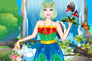 森林公主芭比