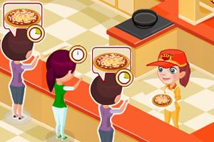 小小披萨店