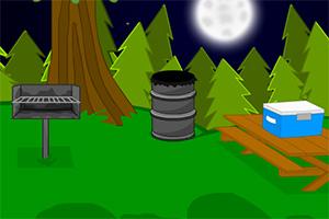 逃出黑夜森林