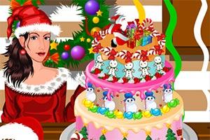 新年精美蛋糕
