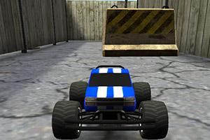 极限玩具车