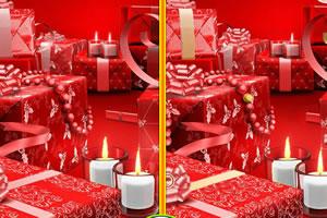 圣诞礼物大找茬